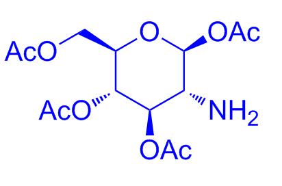 1,3,4,6-tetra-O-acetyl-2-amino-2-deoxy-β-D-glucopyranose