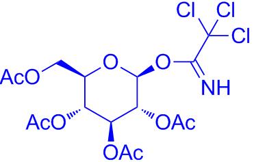 2,3,4,6-tetra-O-acetyl-β-D-glucopyranosyl trichloroacetimidate