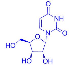 1-(α-D-ribofuranosyl)uracil