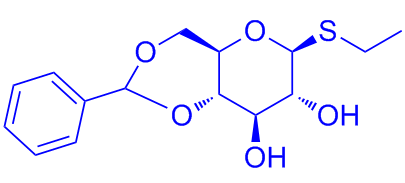 ethyl 4,6-O-benzylidene-1-thio-β-D-glucopyranoside
