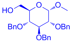 methyl 2,3,4-tri-O-benzyl-D-glucopyranoside