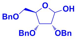 2,3,5-tri-O-benzyl-D-ribofuranose